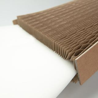 Flexi - Hex 100% Reusable Cardboard Surfboard Packaging