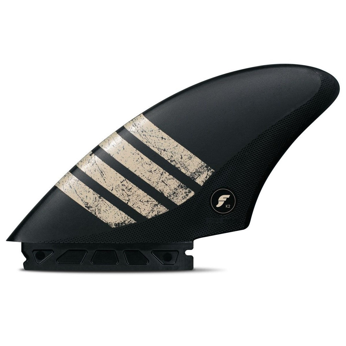 Futures Alpha K2 Keel Twin Fin Set