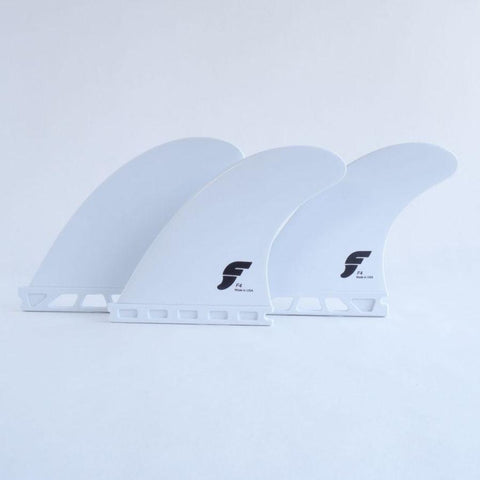 Futures Fins - F4 Thermo Tech ~ Thruster Set - FREE SHIPPING Australia Wide