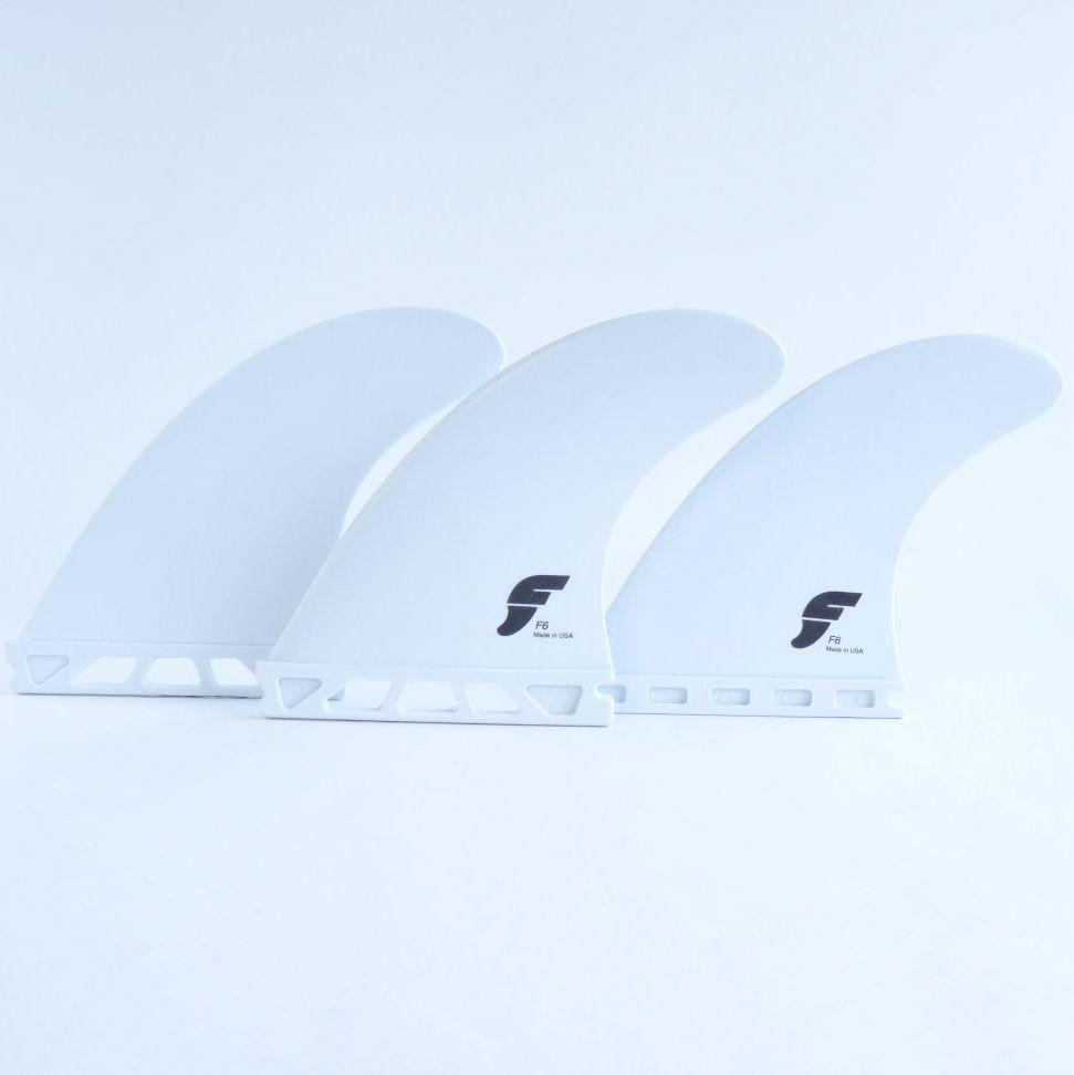 Futures Fins - F6 Thermo Tech ~ Thruster Set - FREE SHIPPING Australia Wide