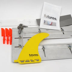 Futures Strong Box One Shot Install Kit - Longboards