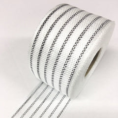 Innegra 12 Strand Rail Tape In White Or Black -