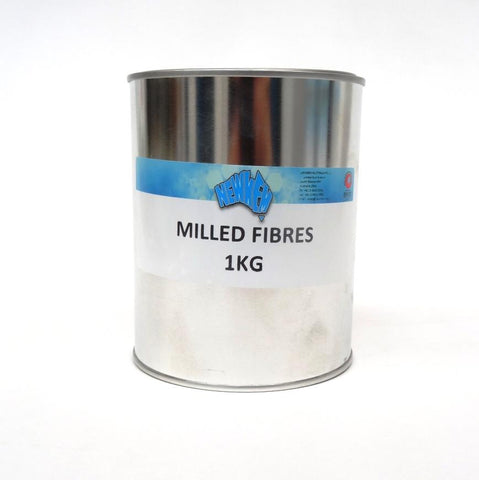 Milled Fibre (Fibreglass Filler)