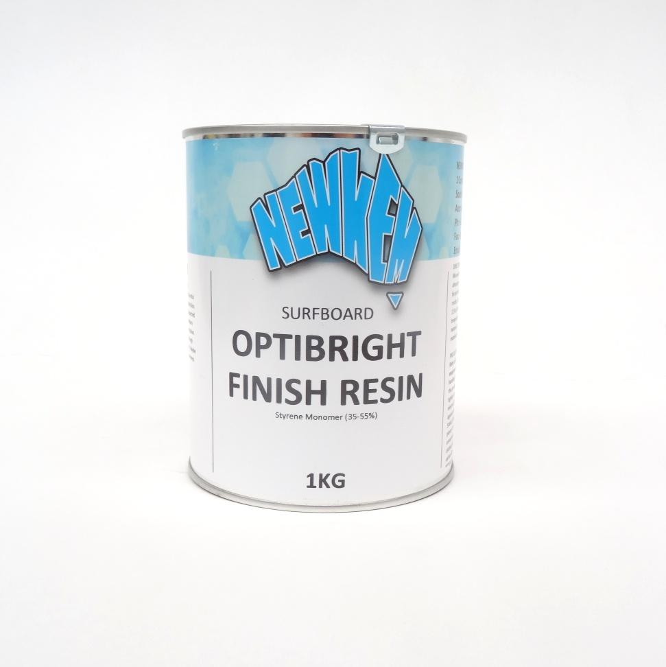 Newkem Polyester Opti Bright Finish/Gloss Resin