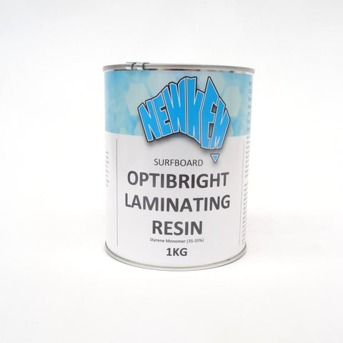 Newkem Polyester Opti Bright Laminating Resin