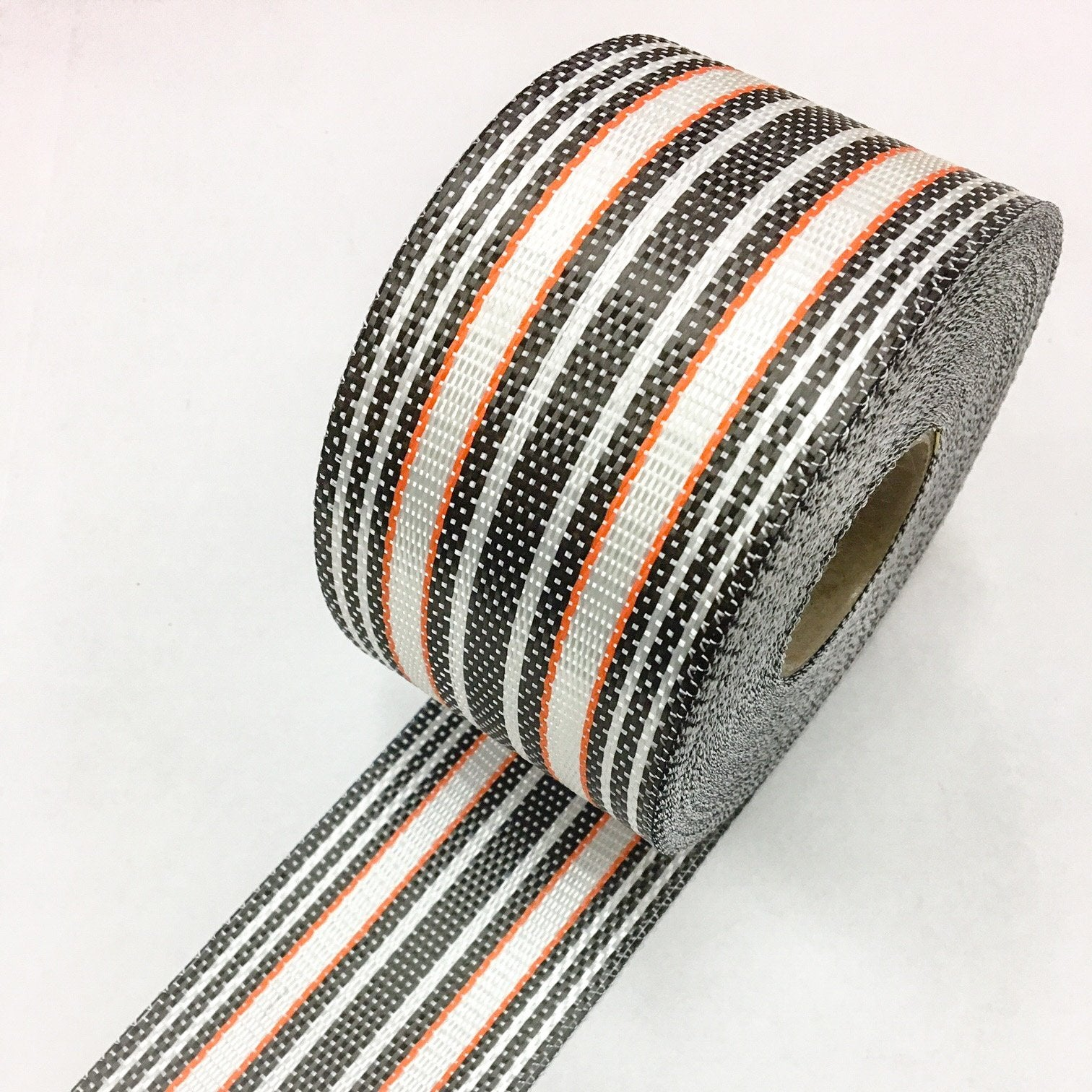 Uni Directional Carbon Poly Rail Tape - Select Colour