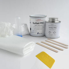 Epoxy Repair Kit for Surfboards (White foam)-  SHIPPING included (conditions apply)