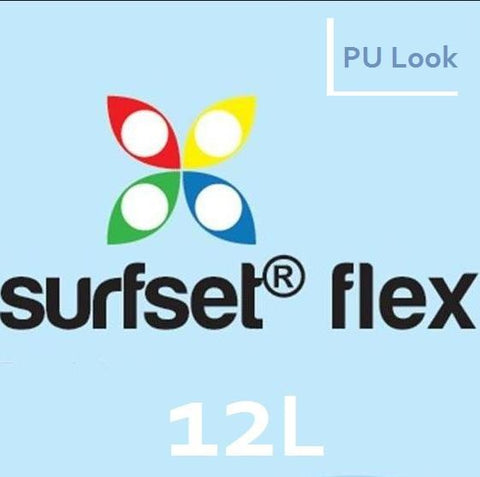 Surfset FLEX ~ PU Look Epoxy Resin - 12L