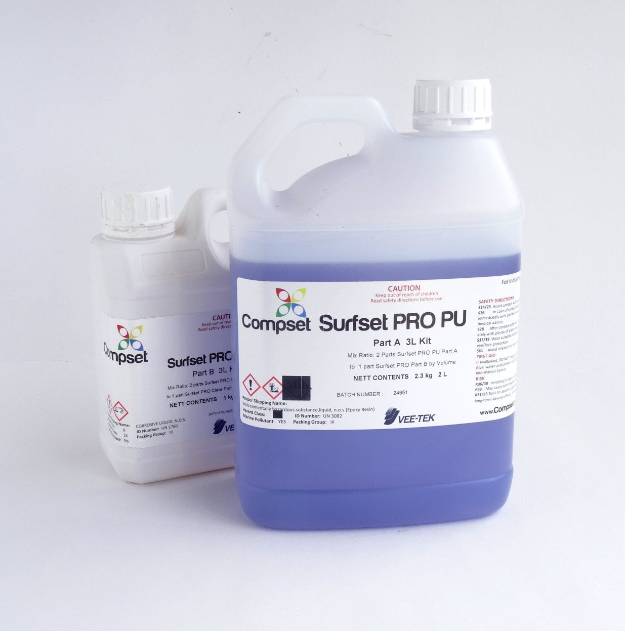 Surfset PRO ~ PU Look - 3 Litres