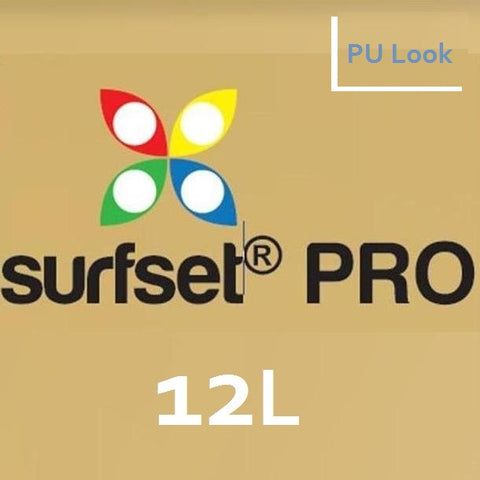 Surfset PRO ~ PU Look Epoxy Resin - 12L