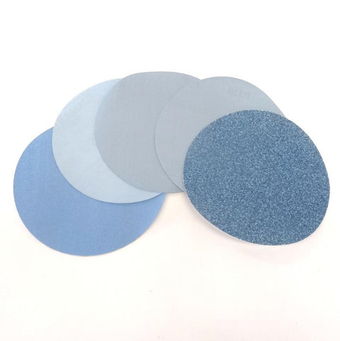 WorkMate EKA Blue Sanding Disc ~ 200mm
