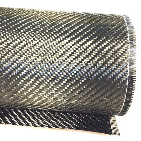 Carbon fibre Twill Cloth 200gsm