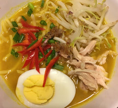 ChefandDivine Buy Thermomix SG Recipe Mee Soto Ayam