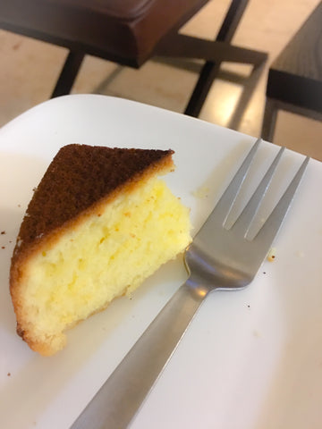 Rice cooker butter cake