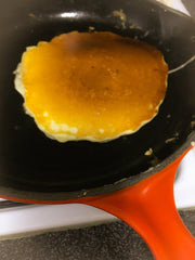 Fluffy thermomix pancake