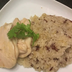 Sous Vide Chicken & Rice