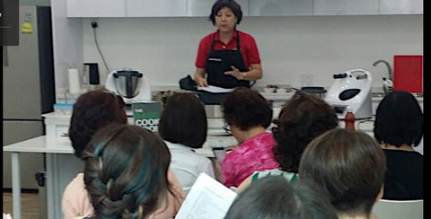 Thermomix singapore official thermomix experience centre cooking class chefanddivine blog