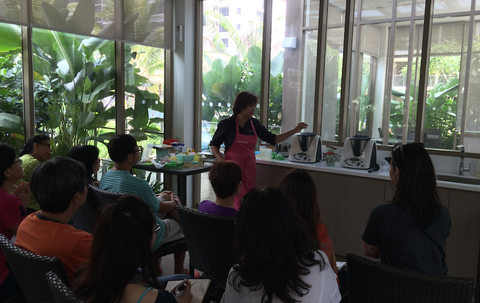 Book a thermomix demo