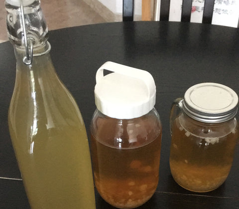what is water kefir 2F how to flavour water kefir singapore fermentation chefanddivine