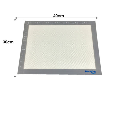 Chef & Divine Food Grade BPA Free Silpat Baking Mat (Small size) - Chef and Divine
