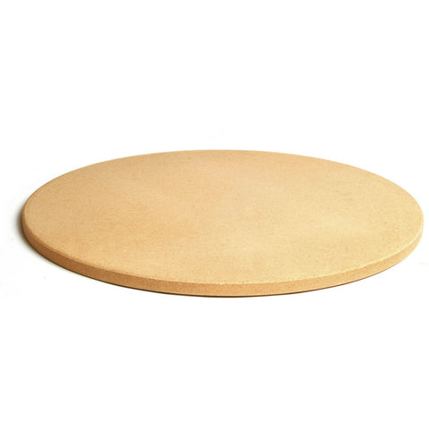 Chef & Divine Pizza Bread Baking Cordierite Stone Slab Round Diameter 30.5cm - Chef and Divine