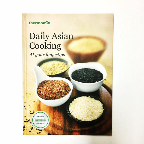 Thermomix daily asian cooking at your fingertips chef for Cooking chef vs thermomix