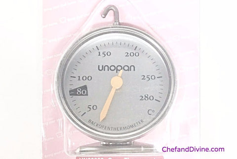 Chef and Divine Oven Thermometer - Chef and Divine