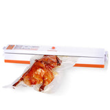 FreshPack Pro Vacuum Food Sealer (with free vacuum bags) - Chef and Divine