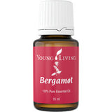 Young Living Bergamot Essential Oil - the Love Radiating Chakra oil - Chef and Divine