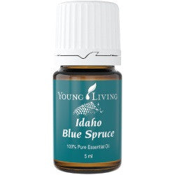 Young Living Idaho Blue Spruce Essential Oil - the Libido Booster - Chef and Divine