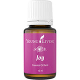 Young Living Joy Essential Oil Blend - The Romantic Exotic Perfume Oil for Happiness - Chef and Divine