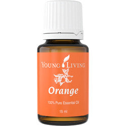 Young Living Orange Essential Oil - the Immunity & Happiness Oil - Chef and Divine
