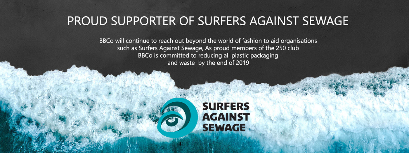 BBCo Headwear Supporter Of Surfers Against Sewage
