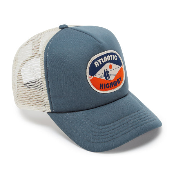 Atlantic Highway Trucker Cap - 5 Panel Caps