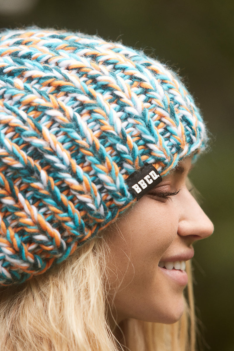Tide Teller Beanie - Multi Colour