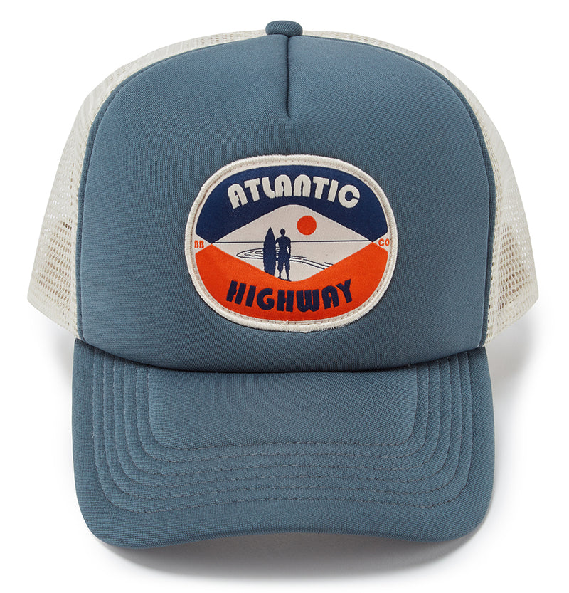 Atlantic Highway Trucker Cap