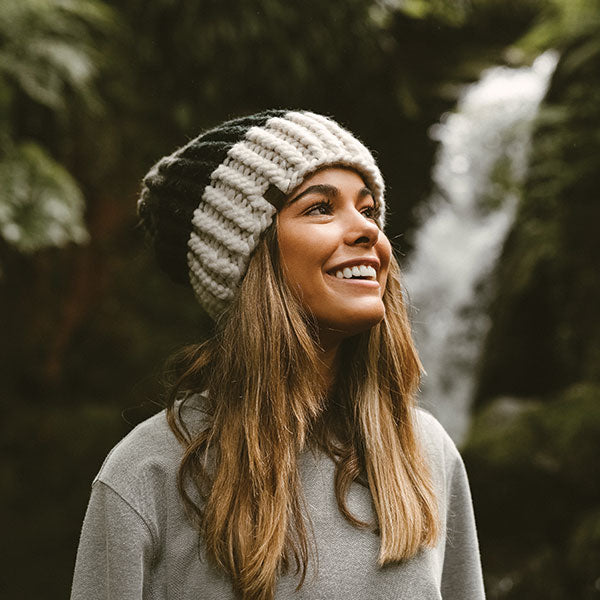 Fern womens beanie hat - Beanie Hats
