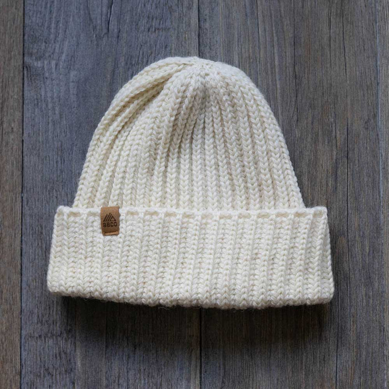 The Fistral Beanie - Natural