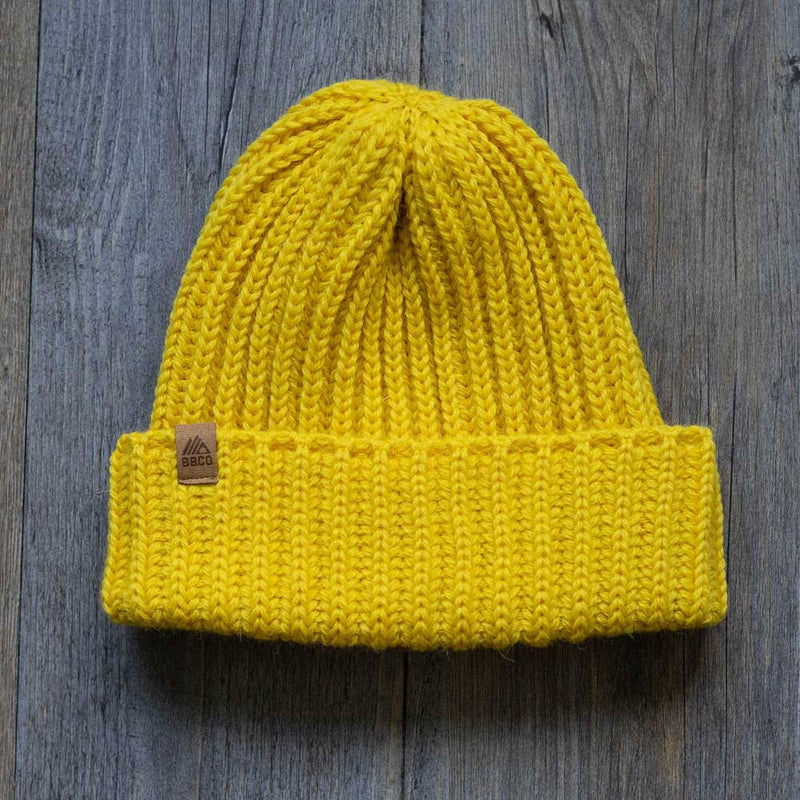 The Fistral Beanie - Rustic Yellow