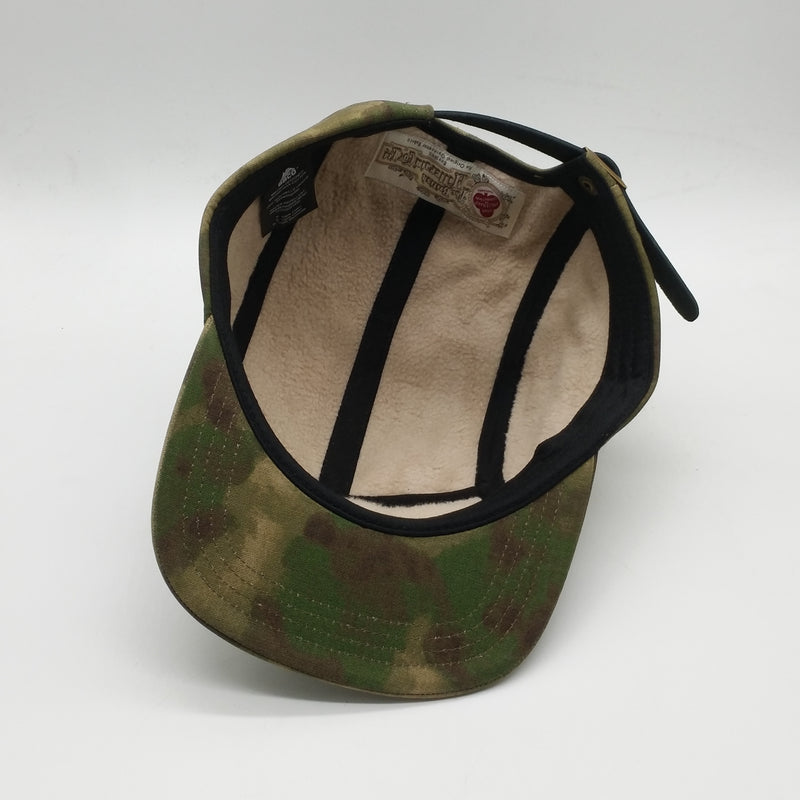 Fistral Camo Wax 5 Panel cap