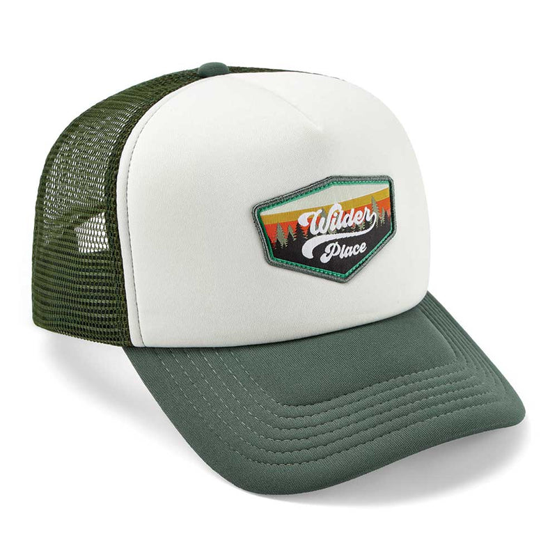 Wilder Place Trucker Cap