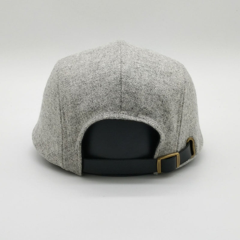 Yorkshire Tweed Wool Cap - Marle