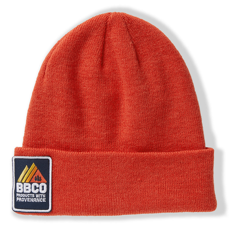 Eco Essentials Beanie - Red - Beanie Hats