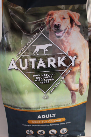 Autarky Complete Dog Food Chicken 2Kg