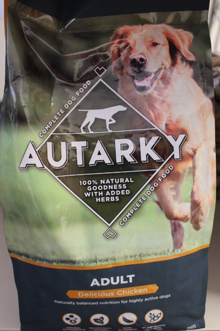 Autarky Complete Dog Food Chicken