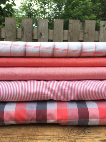 Sewing with Shirting Cotton