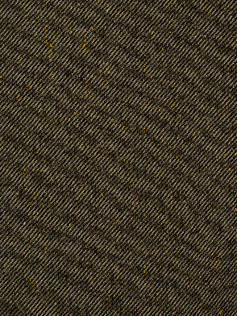 Country Tweed Twill – This light khaki and black wool and polyester blended weave is the perfect choice for all your country clothing needs.