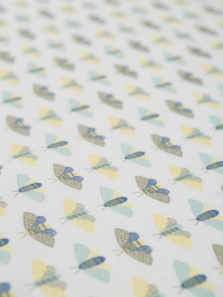 Moth Whispers - Organic Cotton Interlock