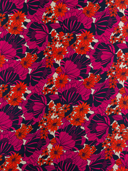 Hot House Flowers - Fabworks Online
