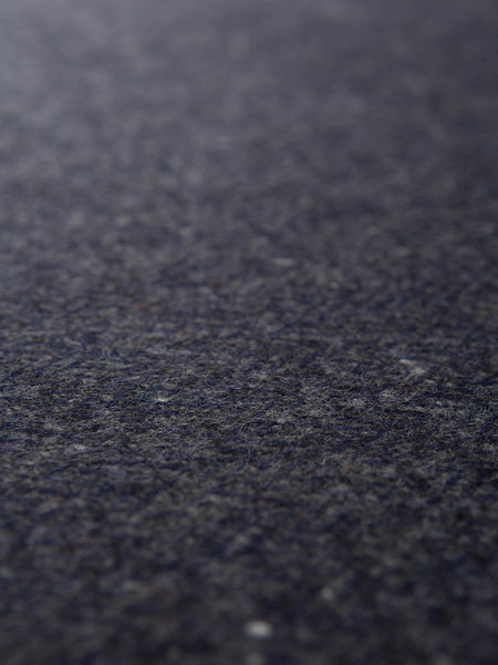 Slate Cascade - Herringbone  Donegal Tweed